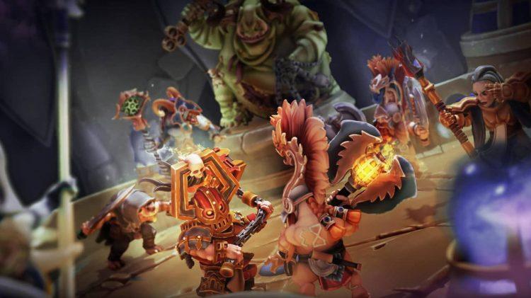Анонсирован автобатлер Warhammer Age of Sigmar: Soul Arena. Релиз в декабре на PC и мобильных