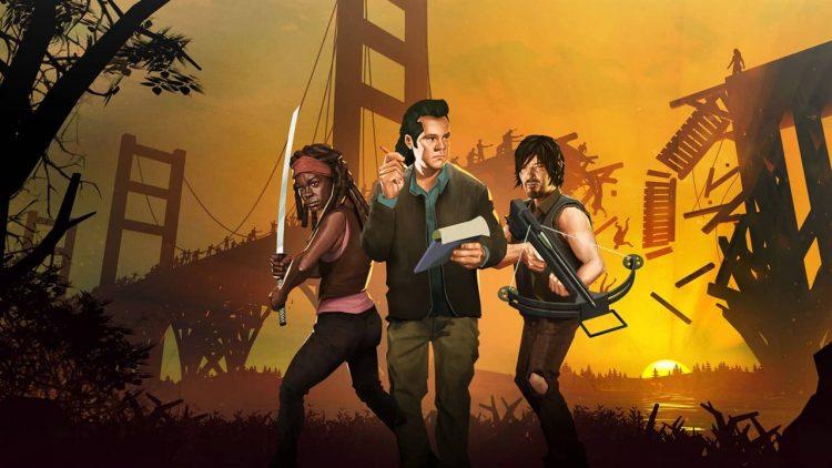 Халява: в EGS бесплатно отдают симулятор Bridge Constructor: The Walking Dead и стратегию Ironcast