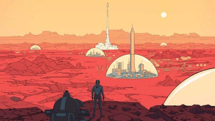 Халява: в Humble Bundle бесплатно отдают симулятор Surviving Mars