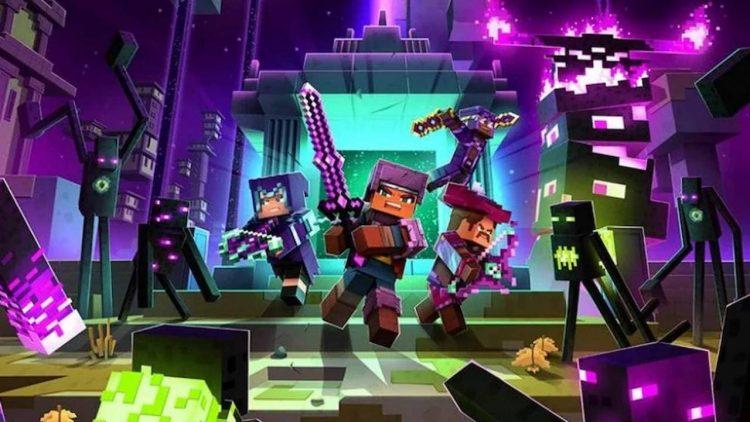 28 июля для Minecraft Dungeons выйдет дополнение Echoing Void, завершающее сюжетную кампанию
