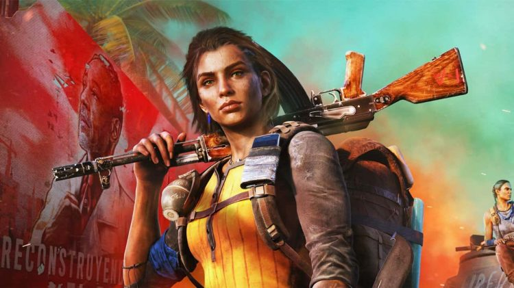 Xbox: представлен большой геймплей Far Cry 6
