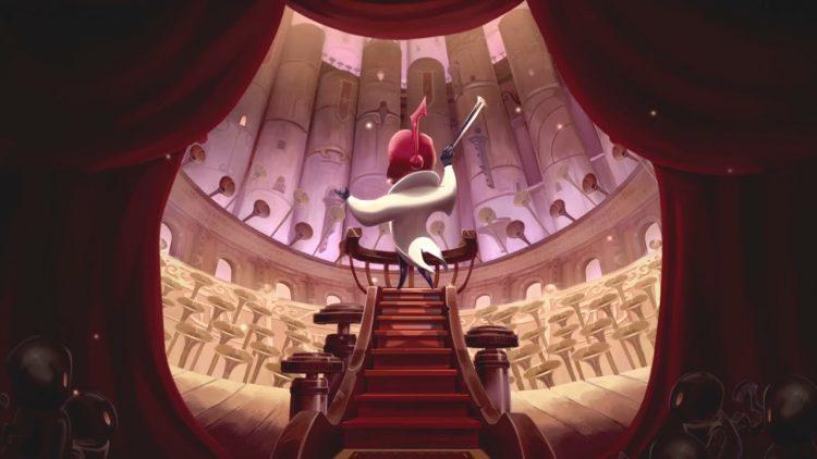 Халява: в GOG бесплатно отдают музыкальный платформер Symphonia