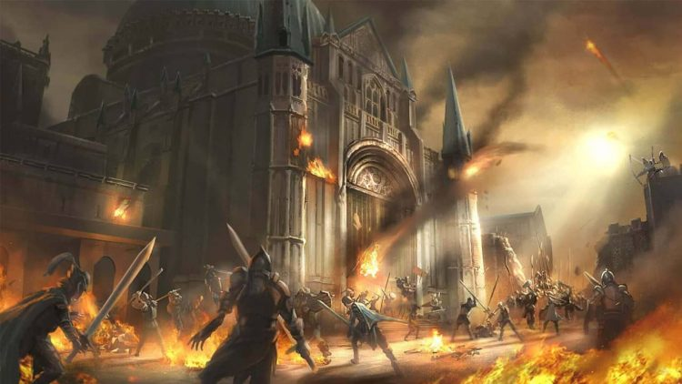 В MMORPG Ashes of Creation начался первый этап закрытого альфа-тестирования