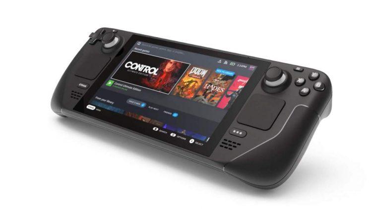 Valve официально представила портативное PC-устройство Steam Deck
