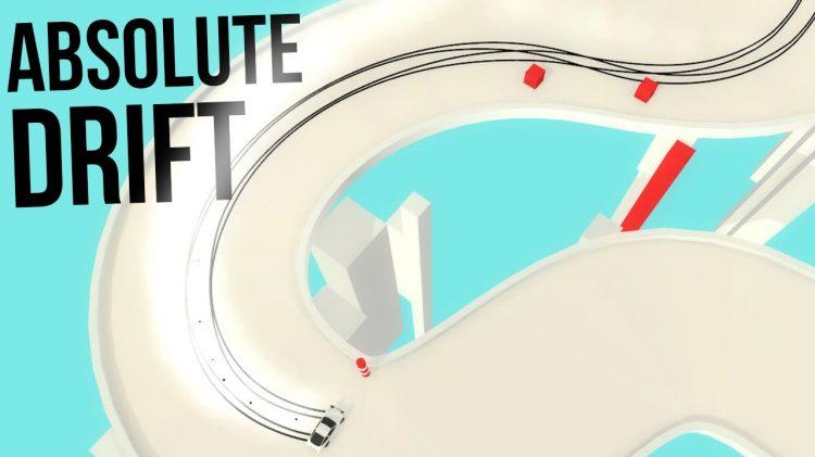 Халява: в GOG бесплатно раздают гоночную аркаду Absolute Drift