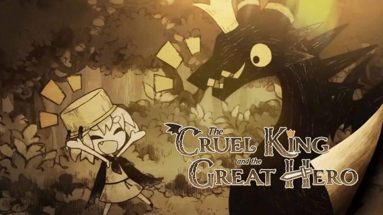 Анонсирована приключенческая игра The Cruel King and the Great Hero про девочку и жуткого дракона