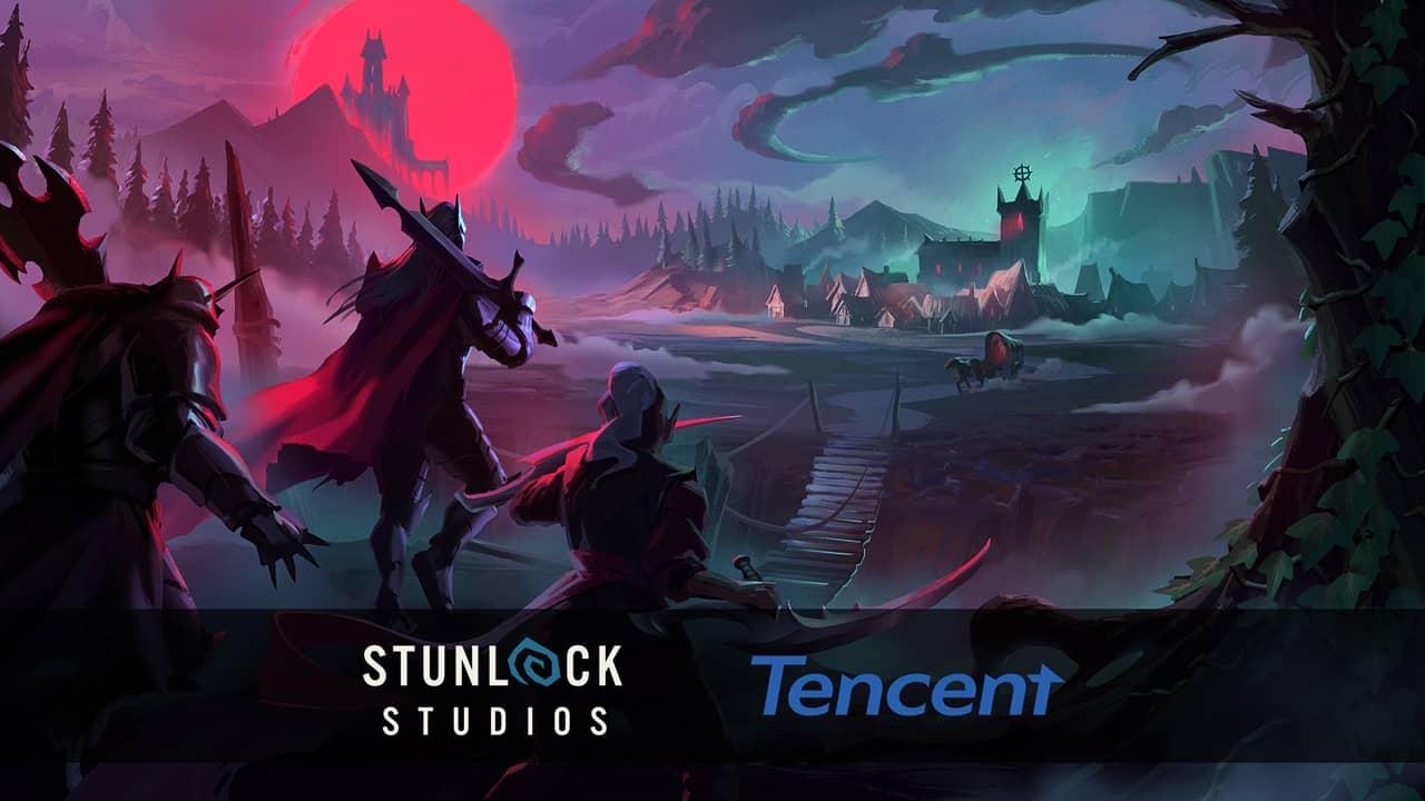 Tencent купила контрольный пакет акций студии Stunlock