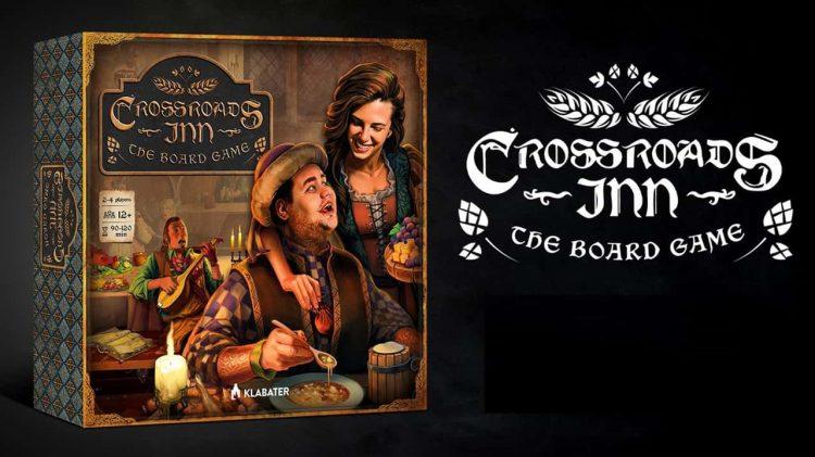 Анонсирована настольная игра по Crossroads Inn: The Board Game