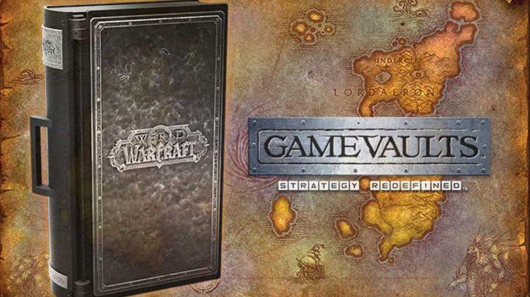 Анонсирована настольная игра GameVaults: World of Warcraft Edition, где можно сделать 88 миллионов ходов