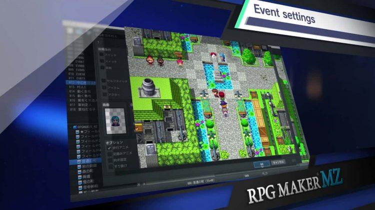 Халява: в Steam начались бесплатные выходные в редакторе игр RPG Maker MZ