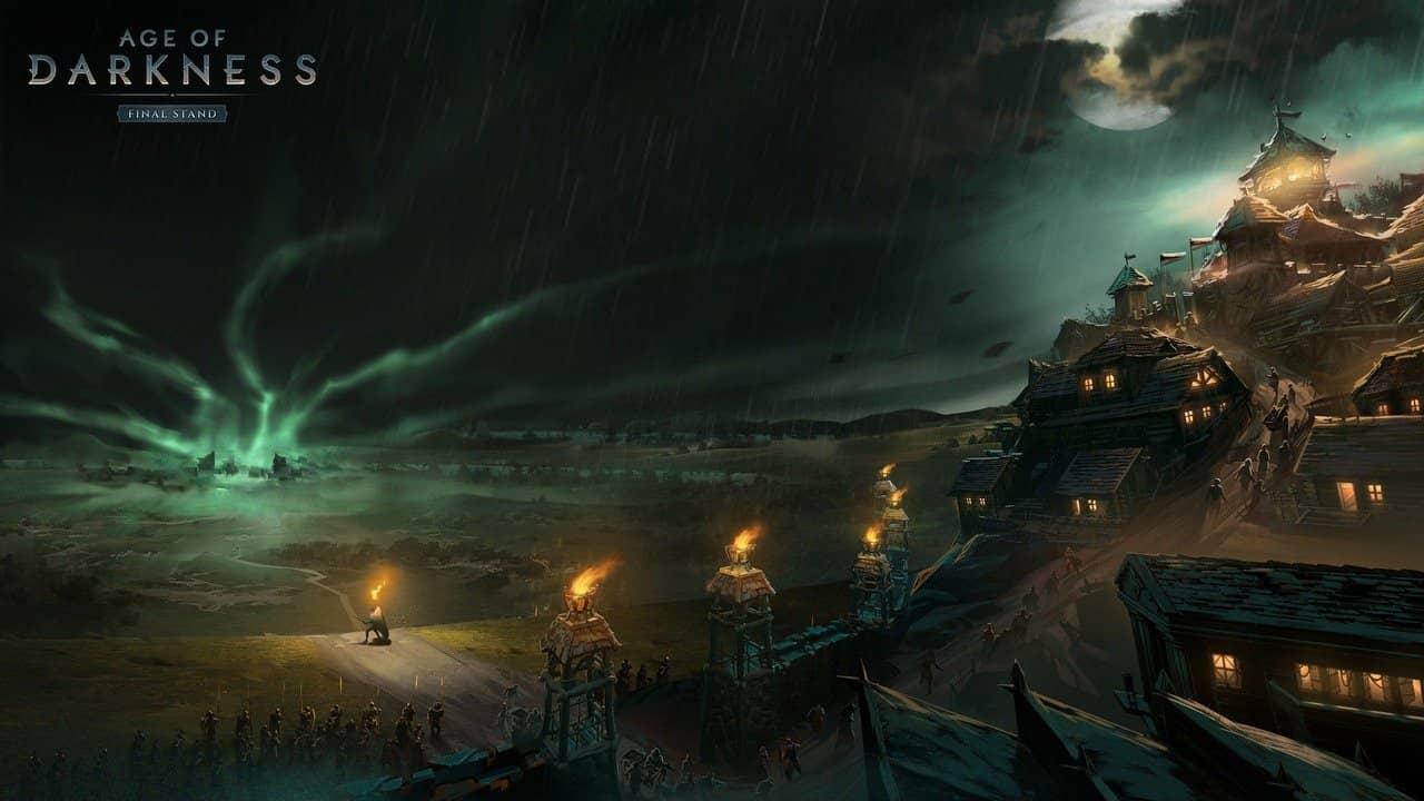 Анонсирована стратегия Age of Darkness: Final Stand, в которой одновременно на карте будут до 70 000 юнитов