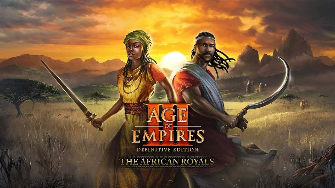 Анонсировано дополнение The African Royals для стратегии Age of Empires III, посвященное Африке