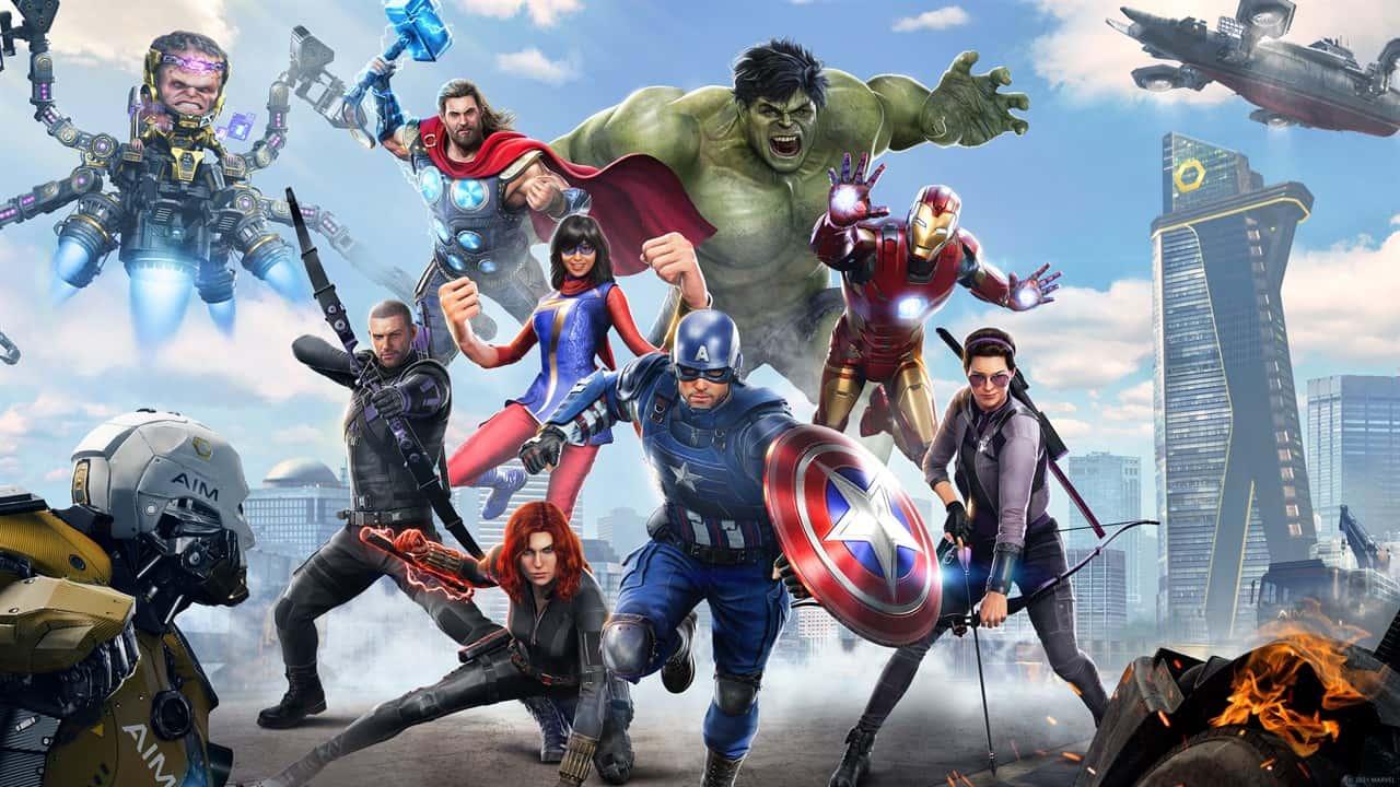 Халява: в Marvel's Avengers можно играть бесплатно на выходных с 29 июля
