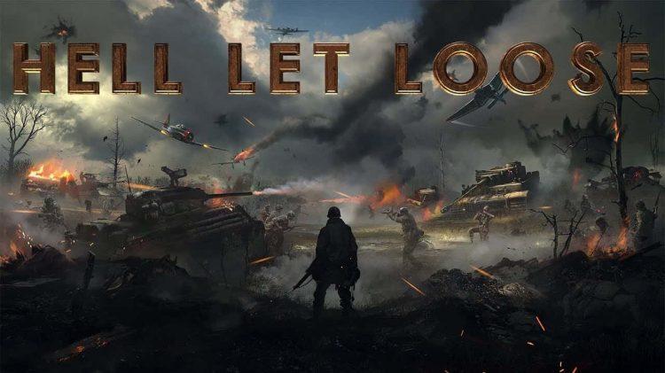 Халява: в Hell Let Loose можно играть бесплатно на выходных