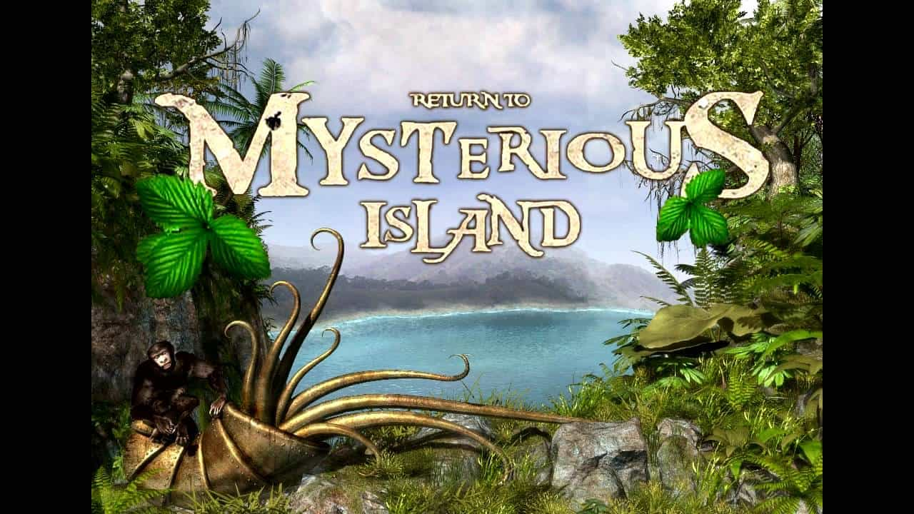 Халява: на IndieGala бесплатно раздают старенькое, но интересное приключение Return to Mysterious Island