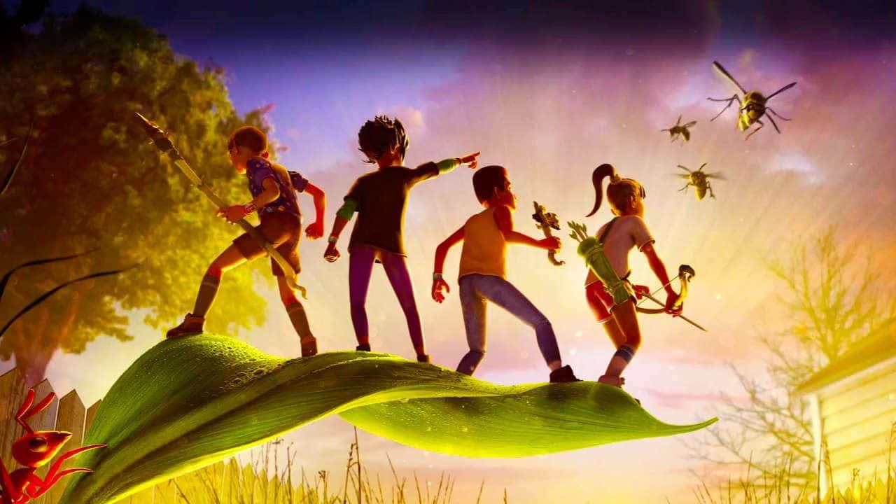 Халява: в выживалку Grounded можно играть бесплатно на выходных
