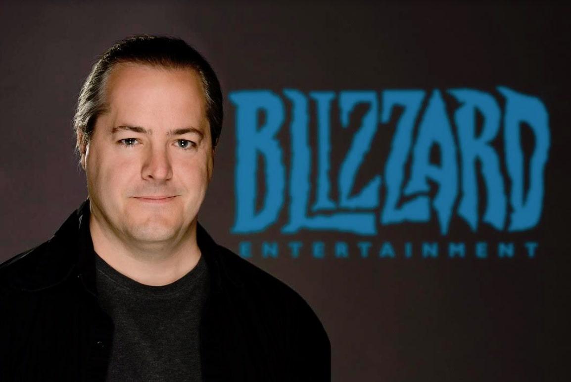 Президент Blizzard Джей Аллен Брэк покидает пост президента