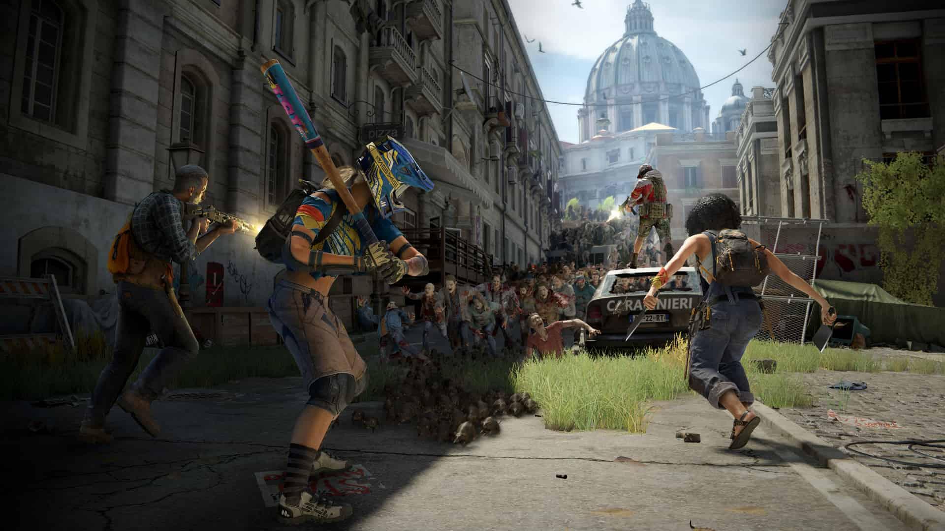 Новые карты, больше зомби и кроссплатформа: World War Z: Aftermath выходит 21 сентября