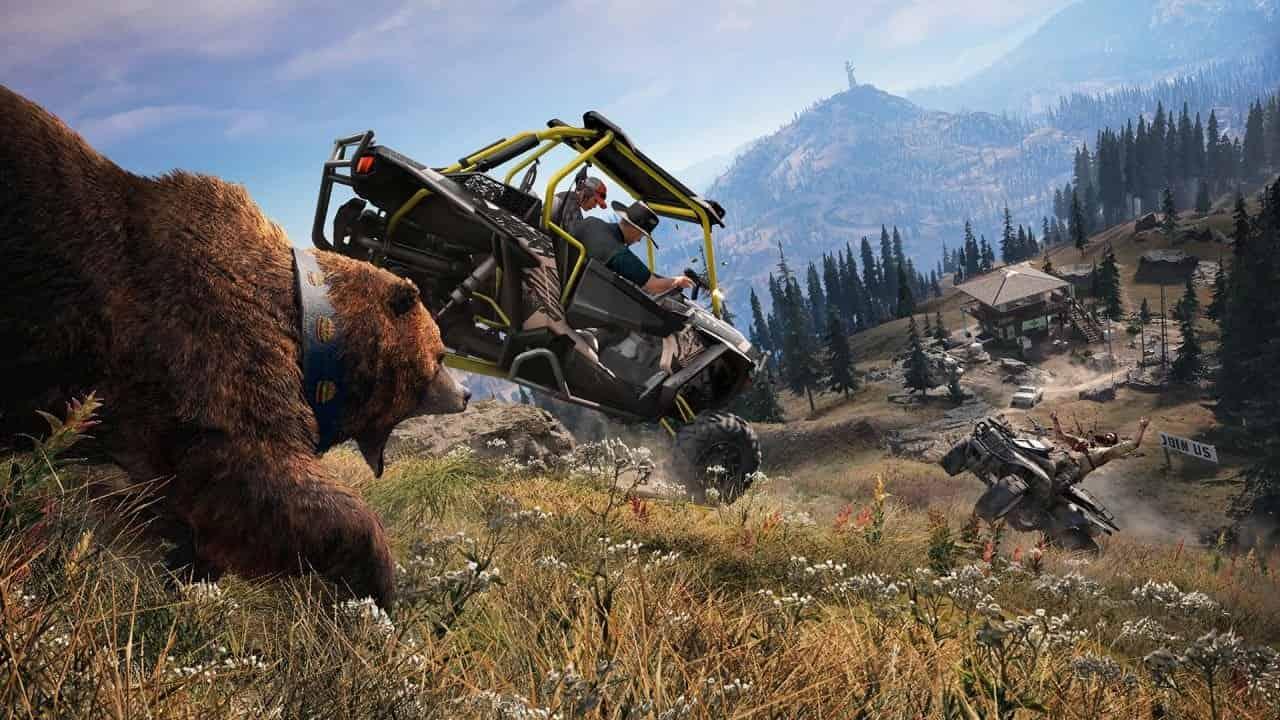 Халява: в Far Cry 5 можно играть бесплатно с 5 по 9 августа