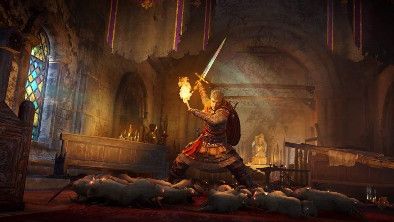 Представлен первый трейлер дополнения Осада Парижа для Assassin's Creed Valhalla