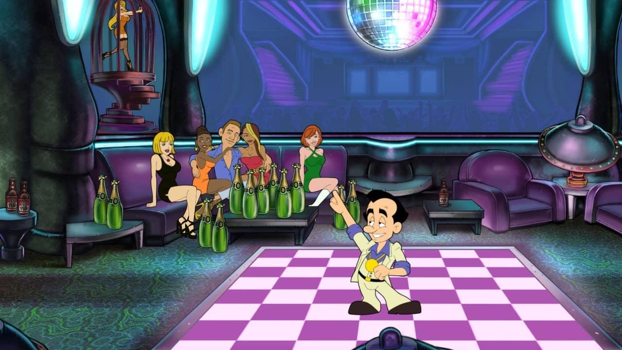 Халява: на IndieGala бесплатно раздают вечную классику - первую часть квеста Leisure Suit Larry