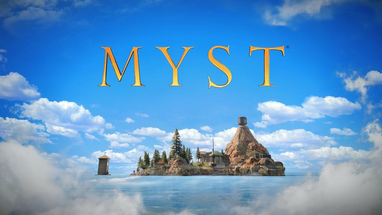 Ремей культового Myst выйдет на PC и Xbox 26 августа