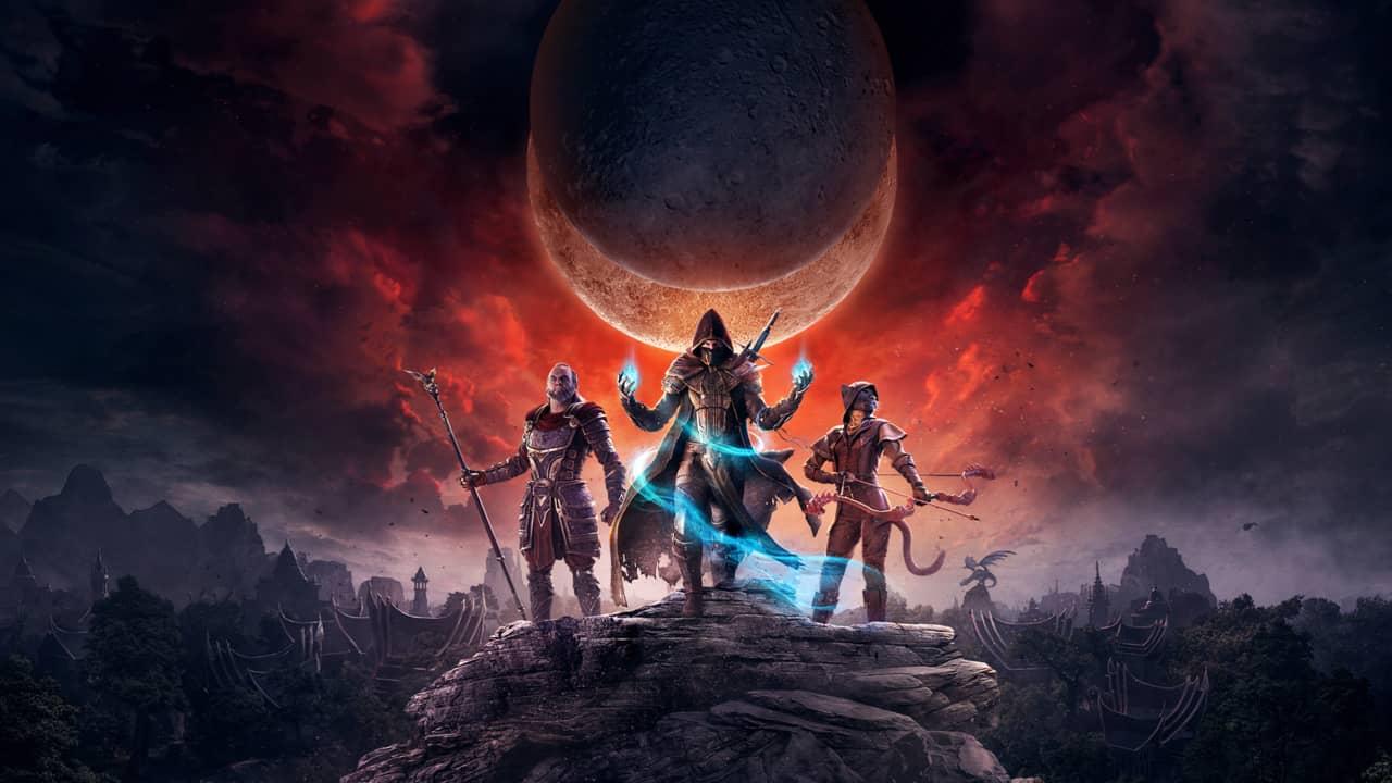 Халява: в The Elder Scrolls Online снова можно играть бесплатно