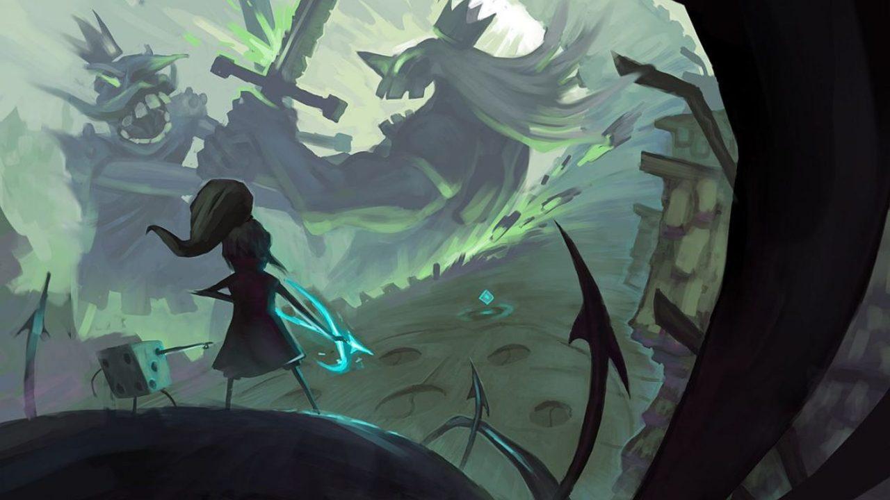 Подробности о шести мирах приключенческой игры Lost in Random