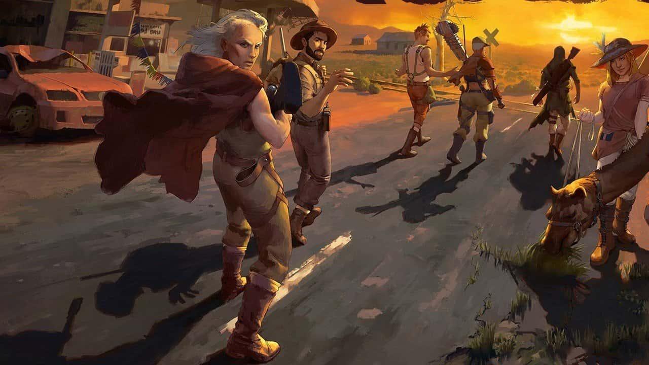 Team17 стала издателем изометрической RPG Broken Roads