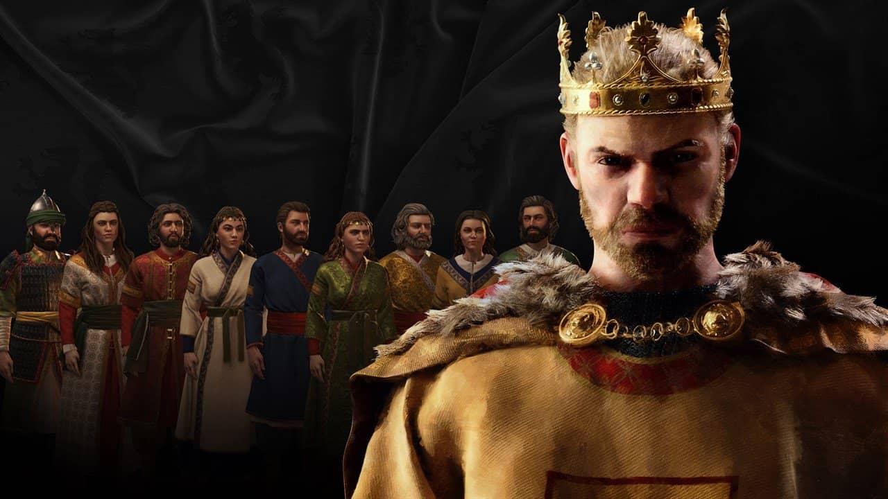 Gamescom 2021: Crusader Kings III выйдет на PS5 и Xbox Series