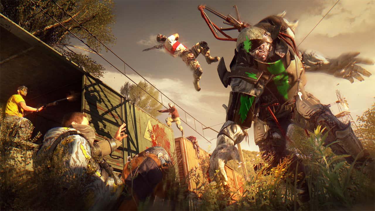 В новом геймплее Dying Light 2 показали паркур, крюк-кошку и параплан