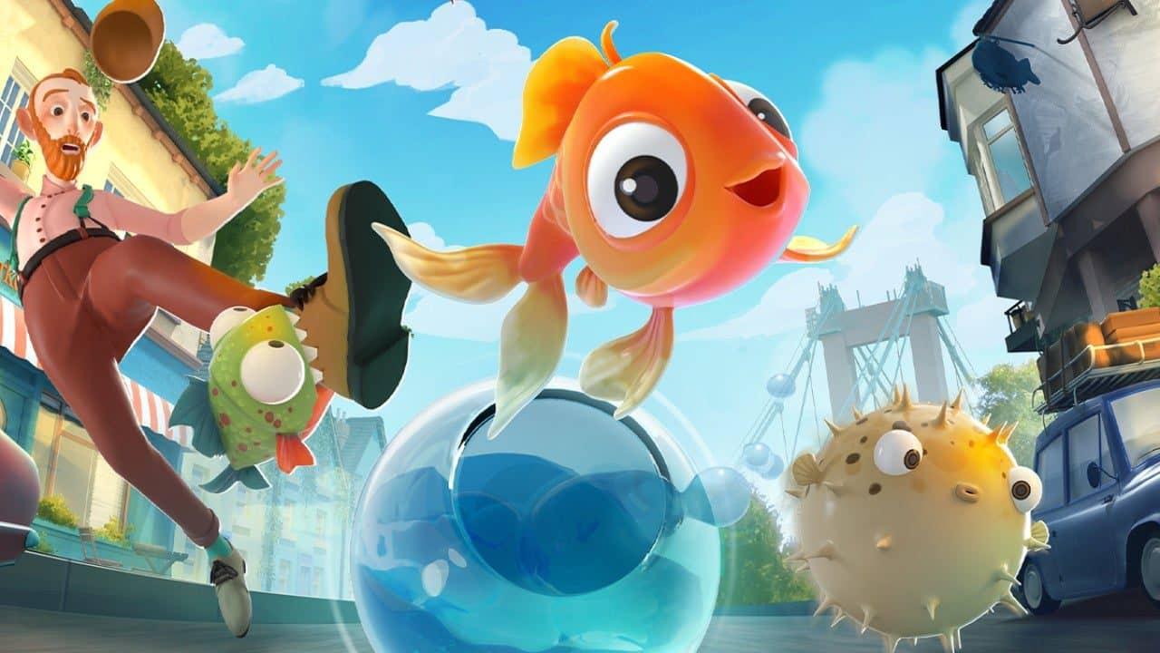 Симулятор рыбки-путешественницы I Am Fish выходит 16 сентября
