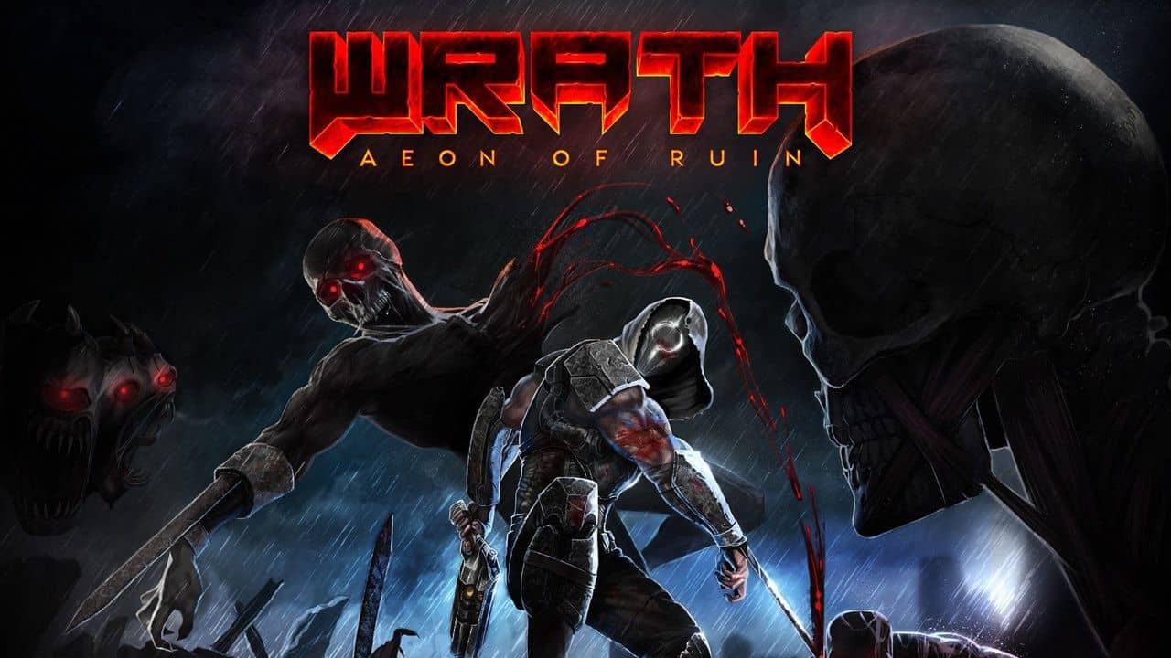 Ретро-шутер Wrath: Aeon Of Ruin перенесли на 2022-й год