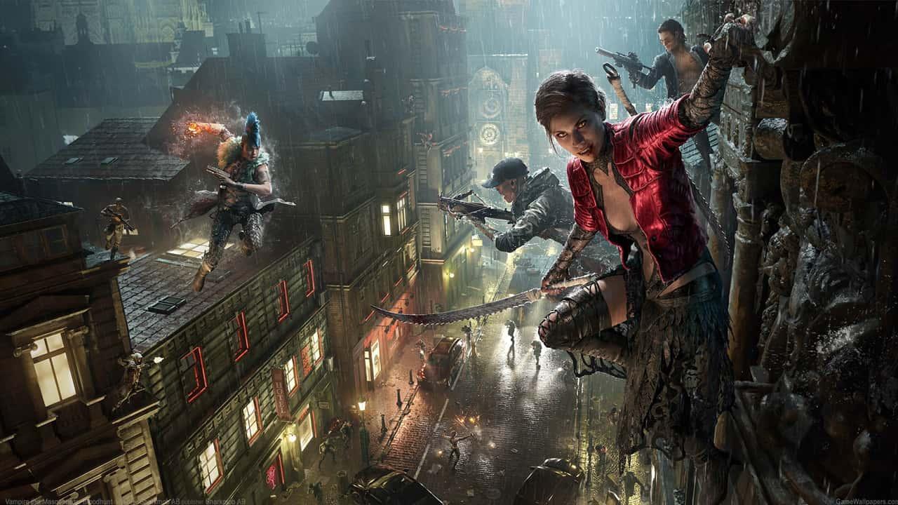 Представлен геймплей бесплатной королевской битвы Vampire: The Masquerade - Bloodhunt