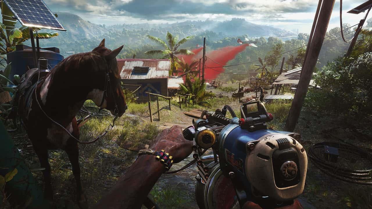 Представлен новый сюжетный трейлер шутера Far Cry 6