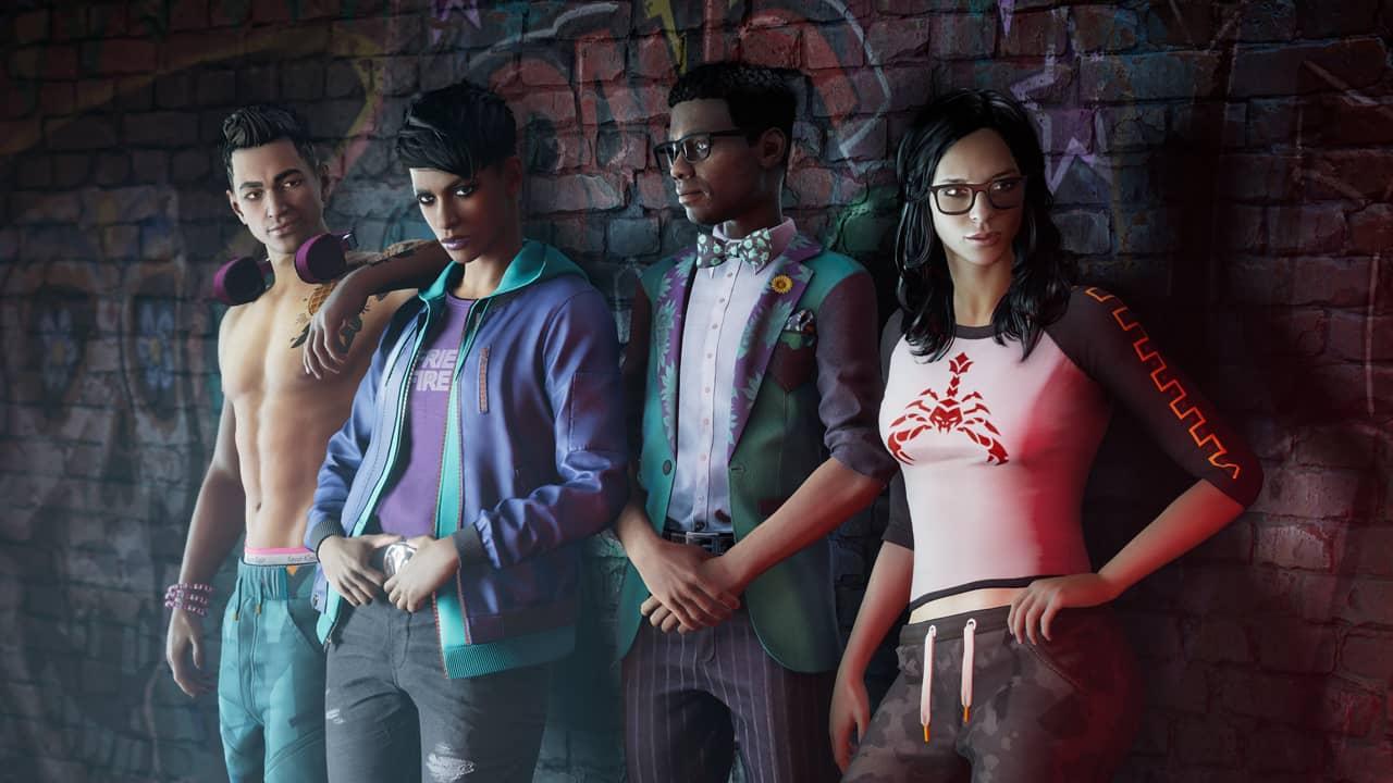 Анонсирована новая часть Saints Row: без суперзлодеев, но с фирменным драйвом