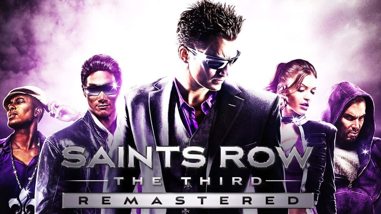 Халява: в EGS бесплатно отдают экшен Saints Row: The Third Remastered