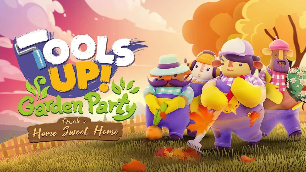 Халява: в Steam бесплатно отдают первый эпизод The Tree House игры Tools Up