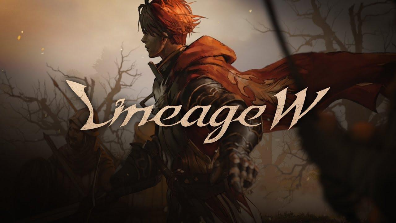 Посмотрите геймплейный трейлер мобильной MMORPG Lineage W