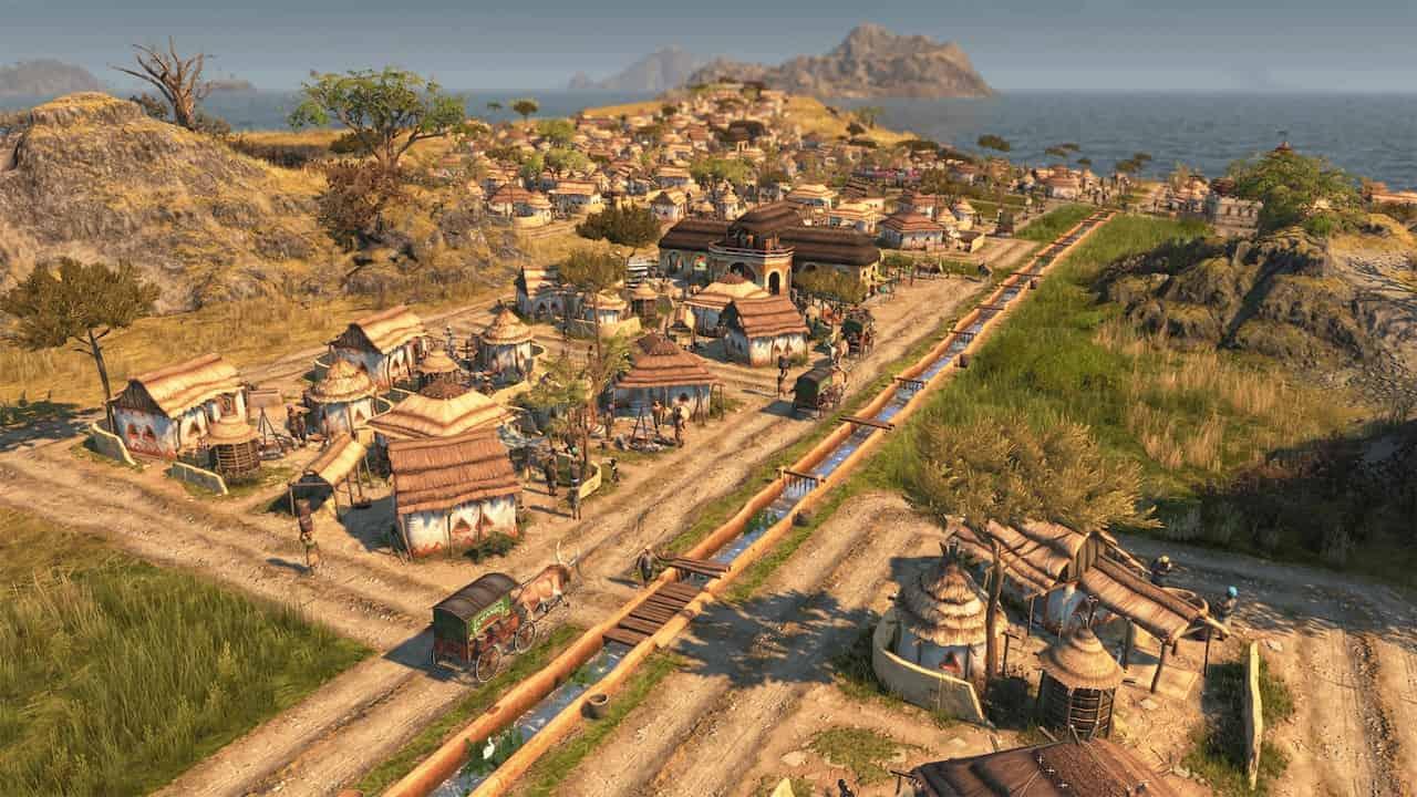 Халява: в градостроительную стратегию Anno 1800 можно играть целую неделю бесплатно