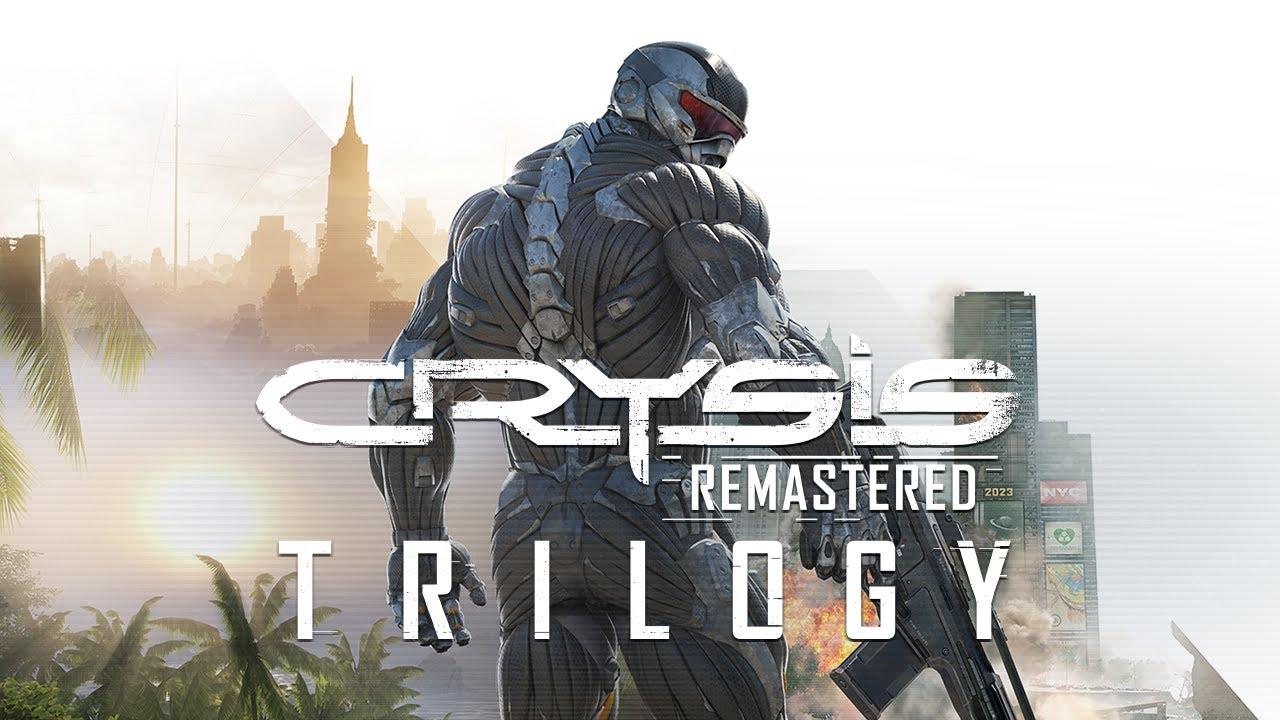 Сборник Crysis Remastered Trilogy выйдет 15 октября
