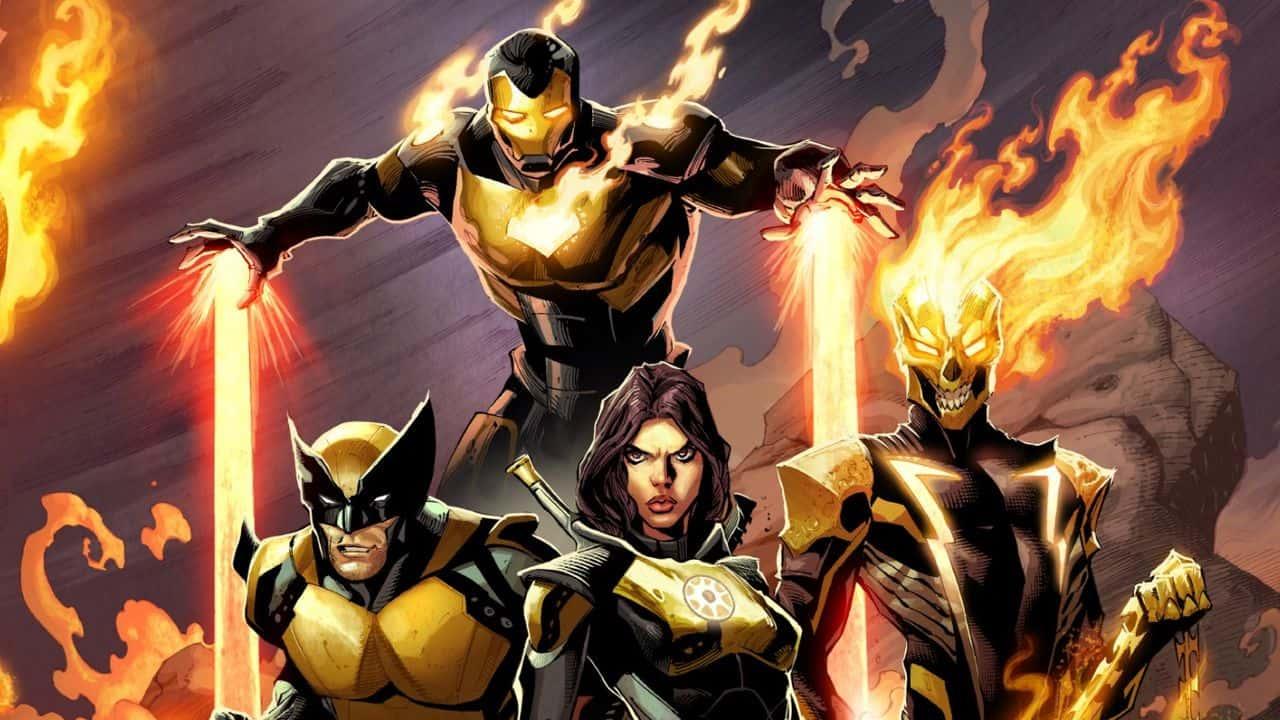 Представлен первый геймплей тактики Marvel's Midnight Suns