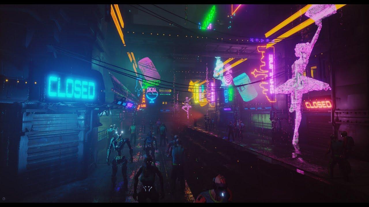 Киберпанк-экшен Vigilance 2099 переведут на Unreal Engine 5