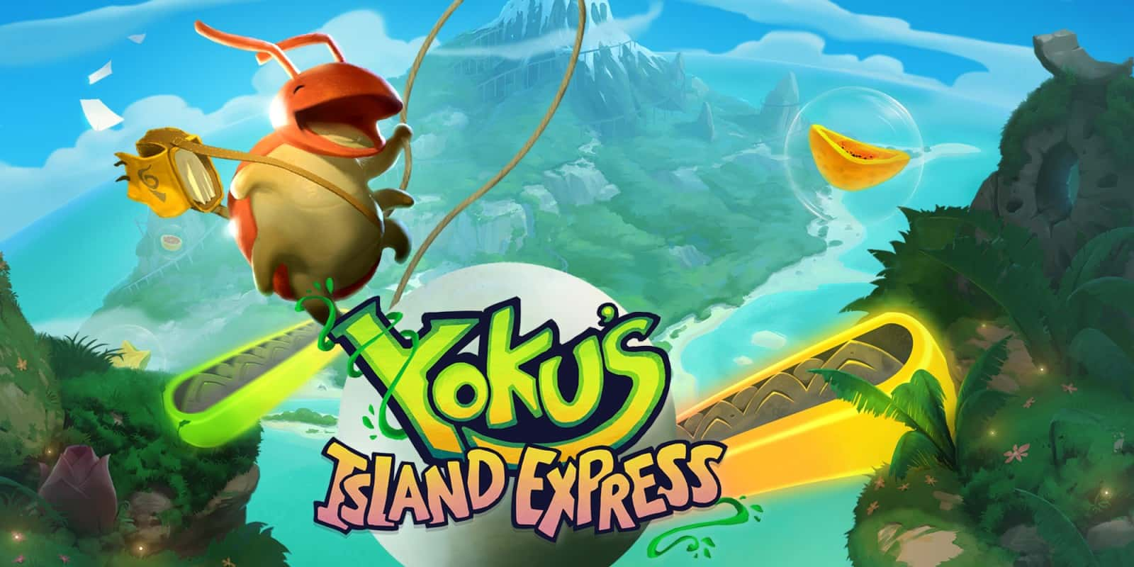Халява: в EGS бесплатно отдают пинбол-приключение Yoku's Island Express