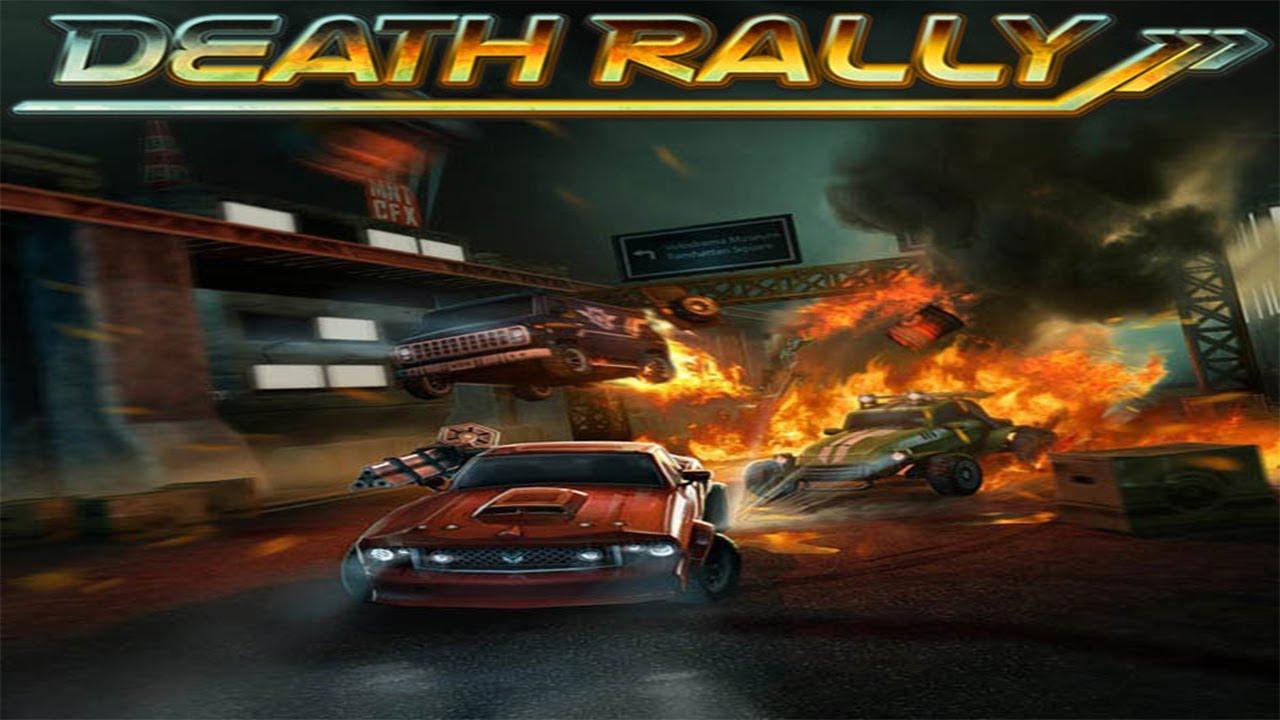 Халява: старенькая гонка Death Rally стала навсегда бесплатной в Steam