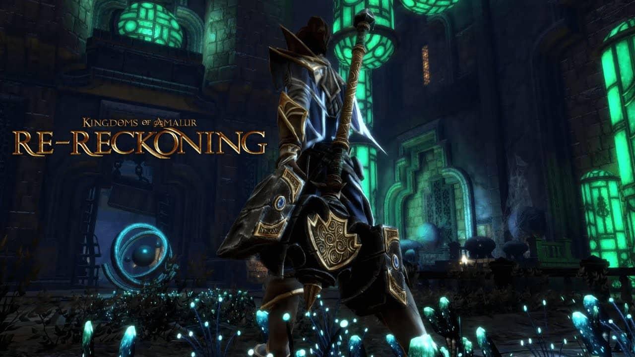 Немного подробностей о дополнении Kingdoms of Amalur: Re-Reckoning — Fatesworn