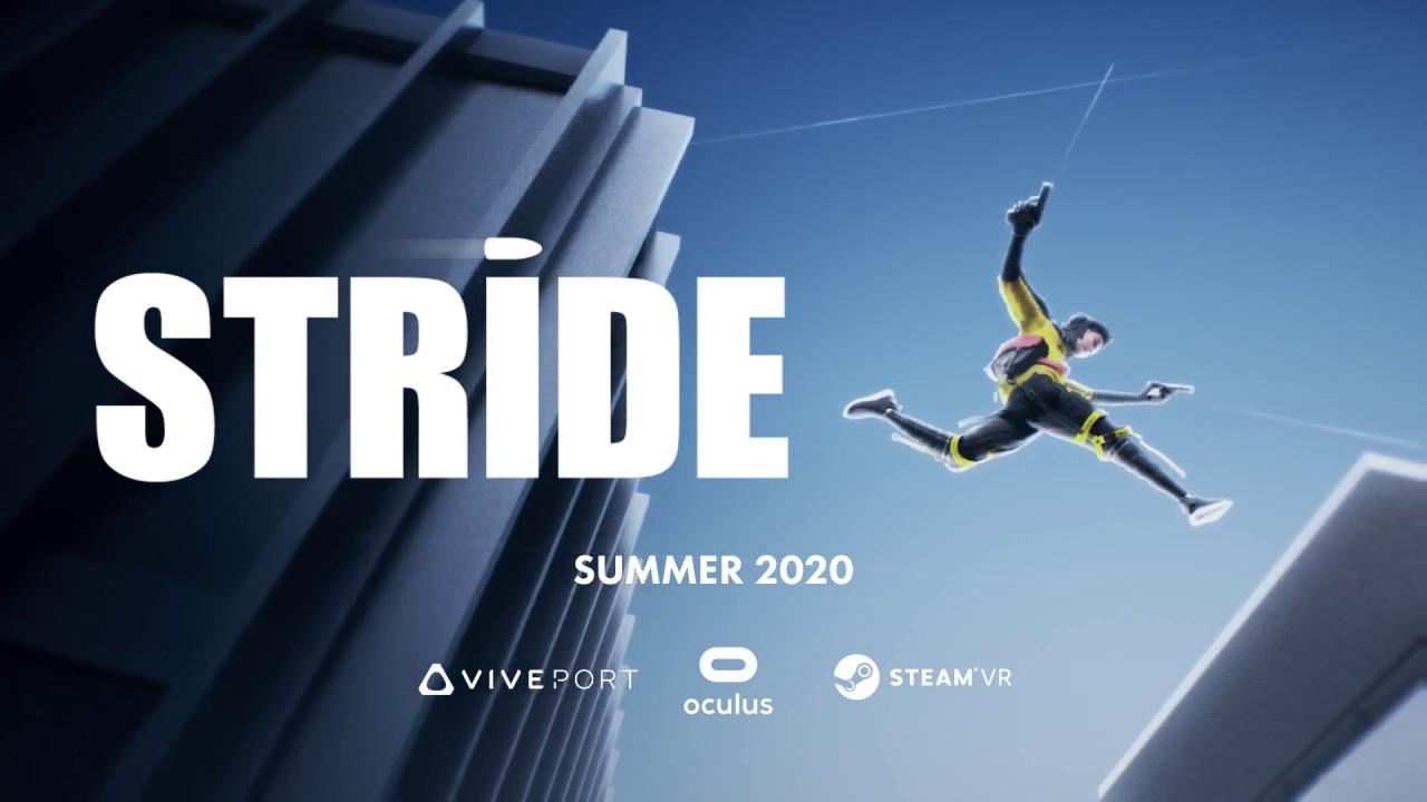 Паркур-экшен STRIDE выйдет в раннем доступе в этом месяце