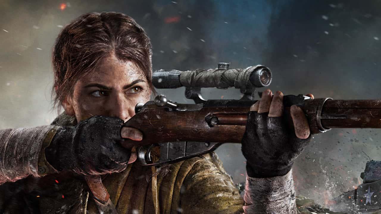 Подробности мультиплеера шутера Call of Duty: Vanguard