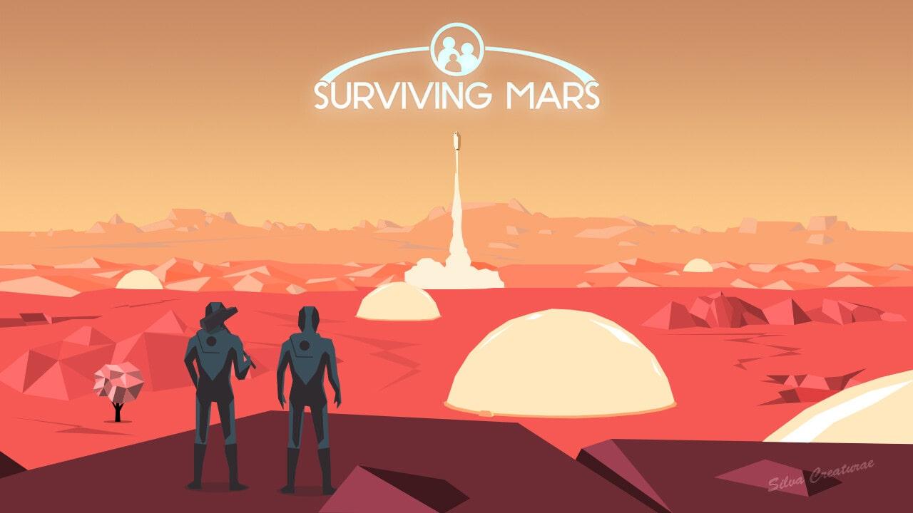 Халява: в Steam всего лишь сутки бесплатно отдают стратегию Surviving Mars