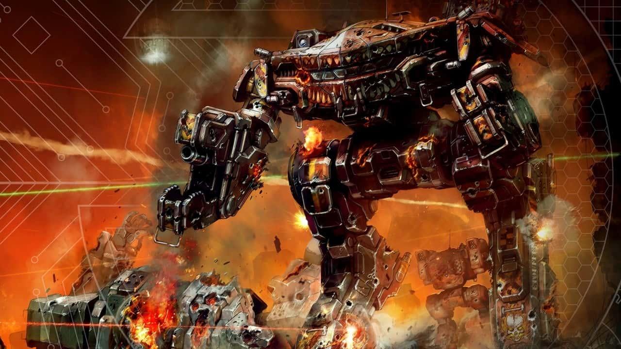 Экшен про гигантских роботов MechWarrior 5: Mercenaries выйдет 23 сентября на PlayStation